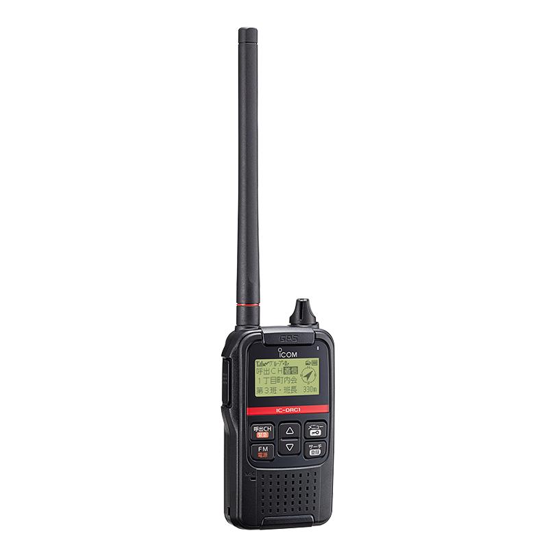 IC-DRC1(icom)(デジタル小電力コミュニティ無線機)
