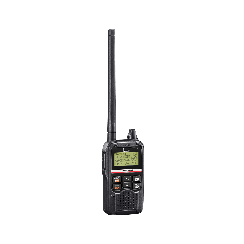 IC-DRC1MKII(Icom)(デジタル小電力コミュニティ無線機)