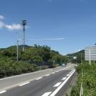 交通量計測装置(トラカン)の設置