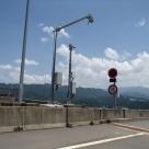 中部縦貫自動車道に設置したDSRCプローブ情報収集設備