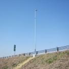 名古屋国道管内に設置した国道23号照明柱