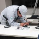 中部地方整備局管内テレビ会議システムのマイク設置