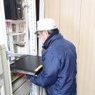中部地方整備局 静岡河川事務所 映像蓄積設備の設置作業